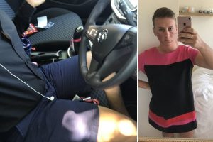Guy Reports to Work in a Dress after He Was Sent Home for Wearing Shorts