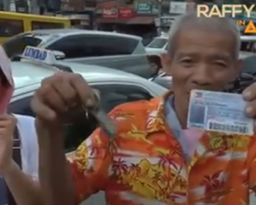 Police Precinct Asks Php150K from Old Taxi Driver Involved in Accident with Colonel