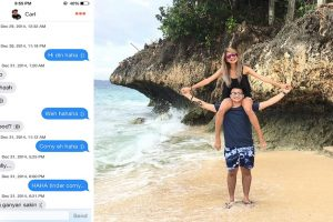 """Couple Finds Love on Tinder App, Shares """"May Forever sa Tinder"""" Story"""