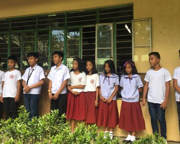 7 Sets of Twins, Classmates in a Pangasinan School