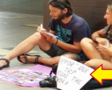 Shameless Foreigners Begging for Travel Funds in Poor Countries Spark Outrage
