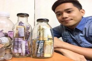 This Guy's Bottle Challenge Helps Him Save Nearly Php55k