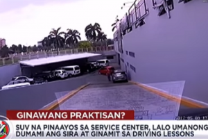 Owner Angry after Discovering His SUV was Used for 'Driving Practice' at Service Center