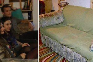 Roommates Buy Sofa for $20, Find $40k Treasure Inside!