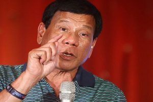 Duterte Warns Militants He'll Eat Their Livers Raw with Salt and Vinegar