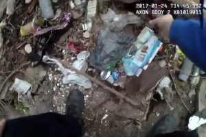 Baltimore Cop in Hot Water for Video Showing Him 'Planting' Drugs
