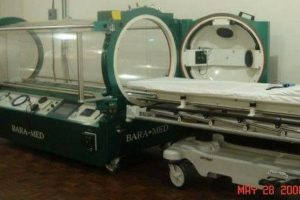 After Hearing Duterte's SONA, Generous Man Donates Hyperbaric Oxygen Chamber to Military Hospital