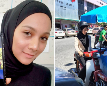 Gorgeous Student Who Helps Father Sell Ice Cream on Tricycle Earns Praise from Netizens