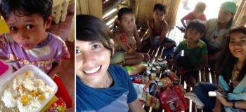 Poor Boy Who Eats Rice with Junk Food for Lunch Receives Help from Netizens