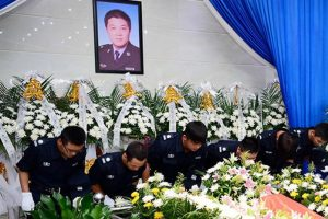 Dedicated Policeman Dies after Working 36 Hours Straight with No Rest