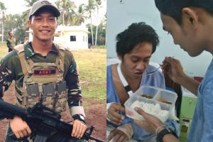 Soldier Earns Praise for Taking Care of Wounded Comrade