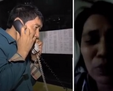 Tulfo Saves Suicidal OFW Who is Repeatedly Forced by Employer to Do BJs