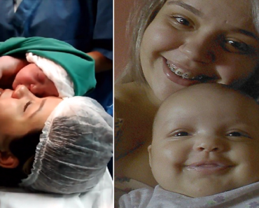 WATCH: Adorable Video of Baby Who Wouldn't Let Go of Mommy after Birth