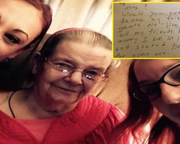 90-Year-Old Woman Writes Heartbreaking Note Asking Neighbor to Be Her Friend