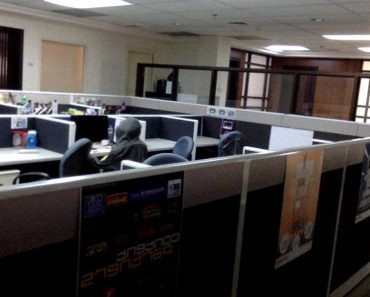 Netizen Shares Shock after Finding 'Ghost' in Empty Office