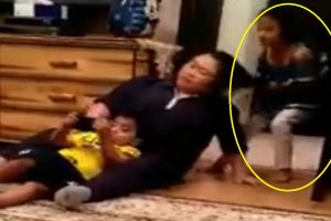 Video of Nanny Getting Abused by Child Goes Viral, Receives Mixed Reactions