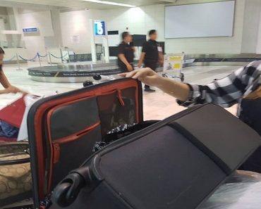 Couple Loses Thousands of Pesos in Locked Checked-In Luggage