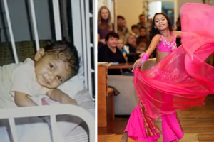 Abandoned Baby Gets Adopted, Grows Up to Become a Model and Beauty Queen