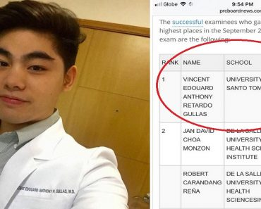 This Guy Tops Physician Board Exams, 5 Years after Topping Med Tech Board Exams!