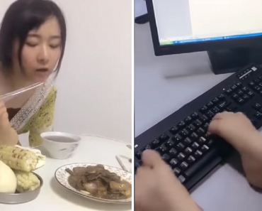 Woman Without Arms Becomes Social Media Star with Impressive Skills and Inspirational Videos