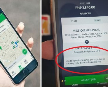 Grab Driver Receives Request to Transport Dead Body