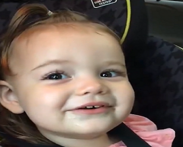 The Internet Goes Gaga Over Adorable Girl Who Couldn't Say 'Ice Cream'