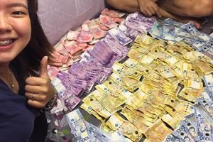 This Girl Saves Almost Php100k in 7-Day Challenge
