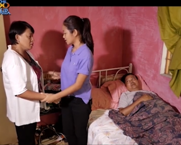 OFW Forgives Dying Husband for Cheating on Her