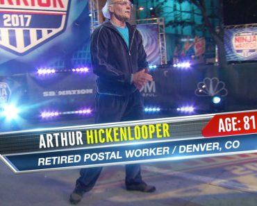 'Oldest' Ninja Warrior Contestant Competes on American Ninja Warrior