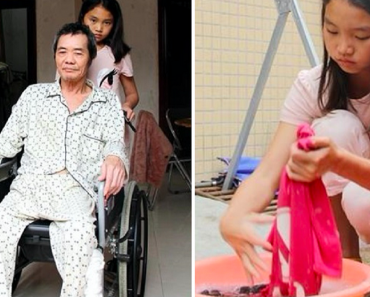 Paralyzed Man Finds Help in Abandoned Girl He Adopted as a Baby