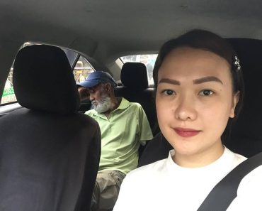 Woman Goes Viral for Driving Taxi Because Old Driver was Really Sleepy