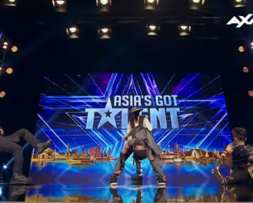 Group Gets Golden Buzzer for 'Crazy Moves' on Asia's Got Talent Season 2