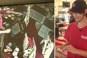 Kind Cashier Receives $200 Reward after Paying for Boy's $2 Order Shortage