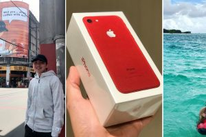 Xian Gaza Sells Jacket, Offers iPhone 7 and 4D3N All-Expenses Paid with Him to Maldives as 'Freebies'