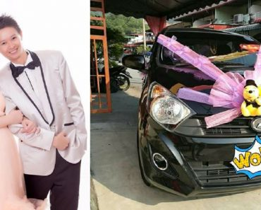 Bride Earns Praise for Using Groom's 'Cheap' Car Instead of Renting Luxury Ride for Wedding