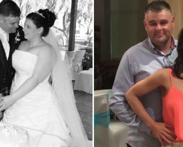 Woman Slims Down after Seeing Photos of Herself at Wedding