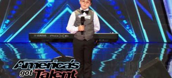 9-Year-Old Boy Plays Piano So Well He's Accused by a Judge of Using a Recording