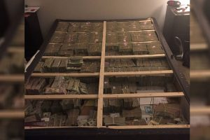 Most Valuable Bed in the World? This Guy Hid $17 Million Under His Bed