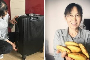 Mom Travels Hundreds of Miles to Bring Son's Favorite Food
