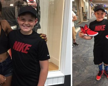 19-Year-Old Woman Goes Viral for Buying Shoes for Kid from Traveling Basketball Team
