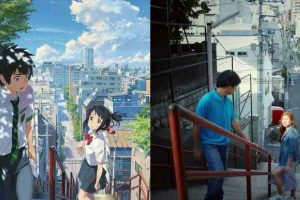This Couple's Recreation Of Famous Anime Scenes Just Changed The Peg For Relationship Goals