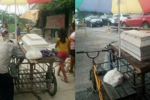 83-Year-Old Mugged And Forced To Bury His Grandchild Using A Pedicab