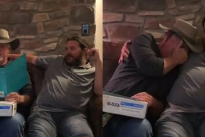 Stepdad Receives The Best Gift Ever When His Stepson Decided To Legally Be Adopted By Him