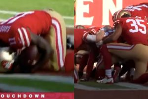 Grief-Stricken Player Collapses, Makes The Whole World Cry When He Revealed That He Was Mourning