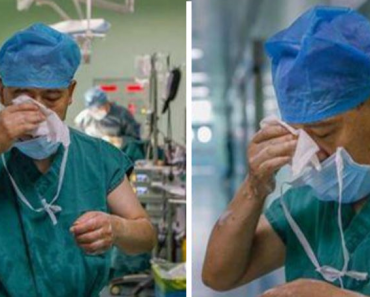 Selfless Doctor Saves Patient's Life, Even as His Own Dad was Dying