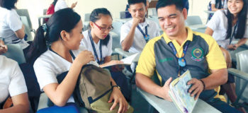 School Security Guard Who Graduated Cum Laude in Education, Passes Board Exams