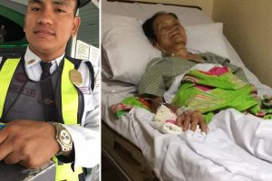 Hospital Guard Goes Viral for Volunteering to Donate Blood to Struggling Patient
