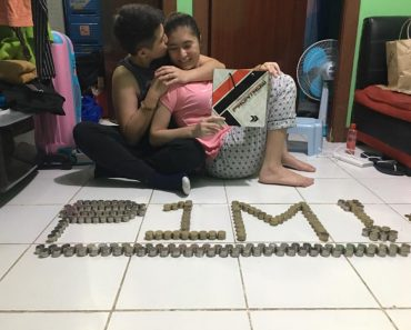 Couple Goes Viral for Php1 Million Coin Savings Challenge