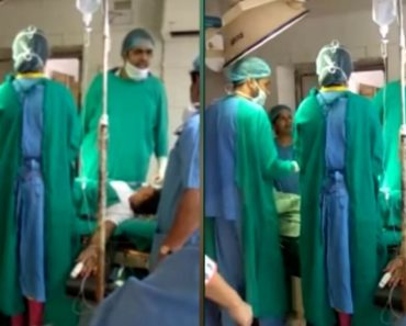 Doctors Argue In The Operating Room, Tragically Killing A New Born Baby