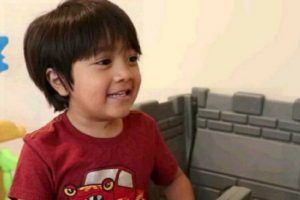 This 7-Year-Old Made $11 Million In 2017 Alone By Making Videos On YouTube